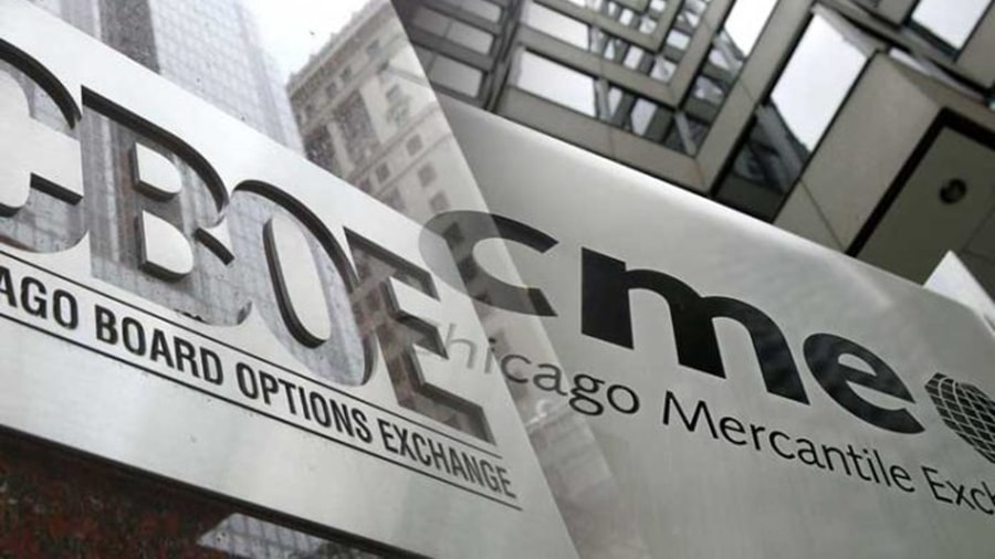 CME and CBOE
