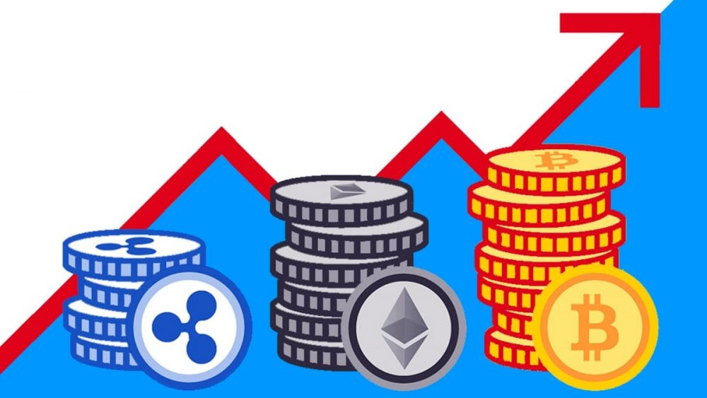 Investments in cryptocurrency