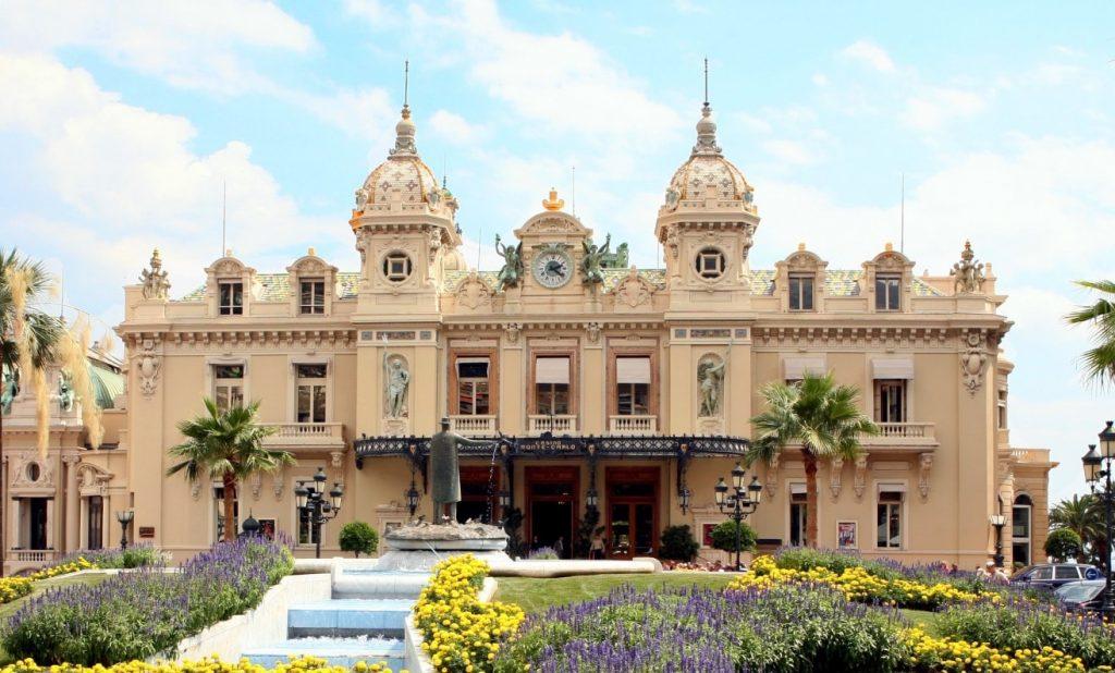 The Casino Monte Carlo