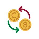 USD EUR pair