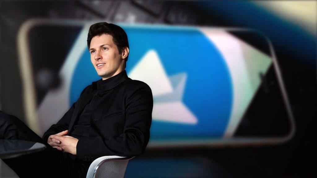 Pavel Durov's TON