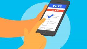 Voting Via Blockchain in Russia